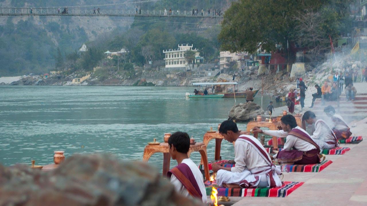 Haridwar y Rishikesh: el Yoga y la Meditación destino India
