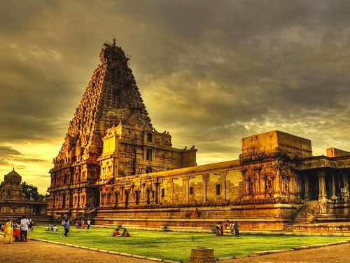 Tanjavur in Tamil Nadu