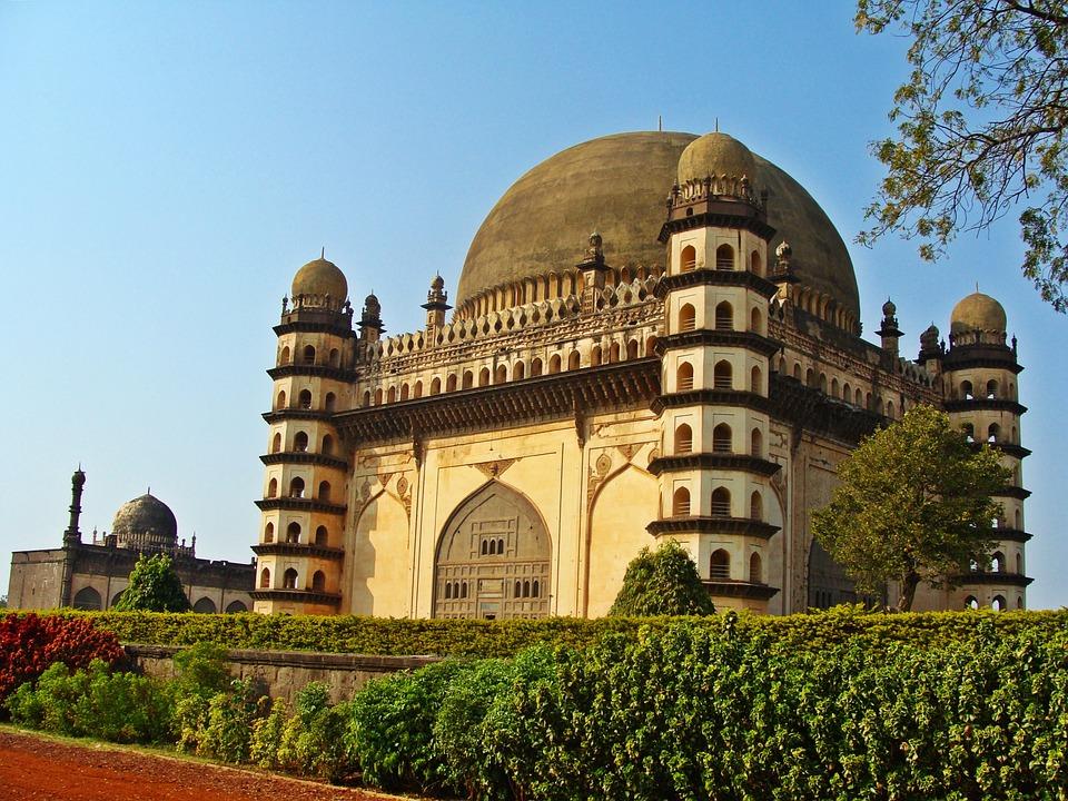 Viajes del Mausoleo en India
