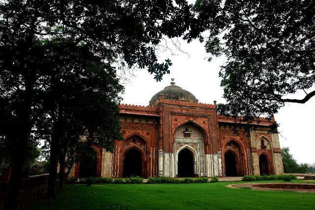 Purana Qila Viajes Delhi