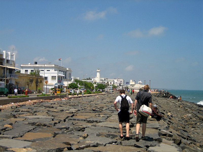 Pondicherry en Agosto