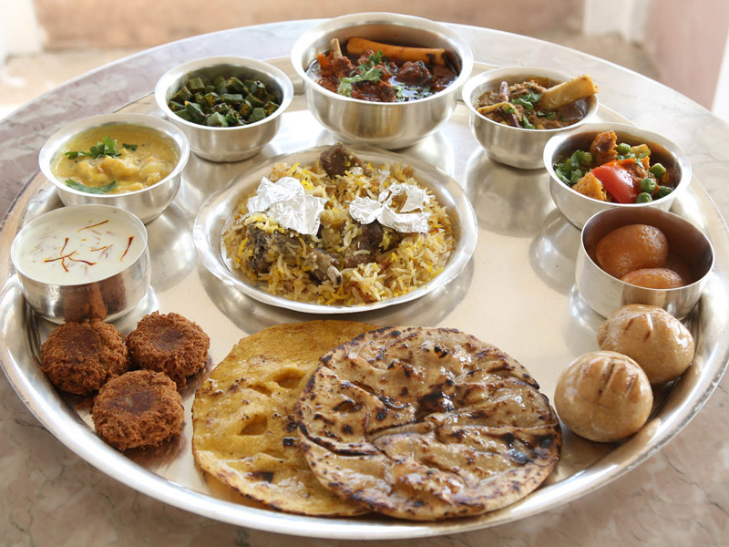 Rajasthani Thalli