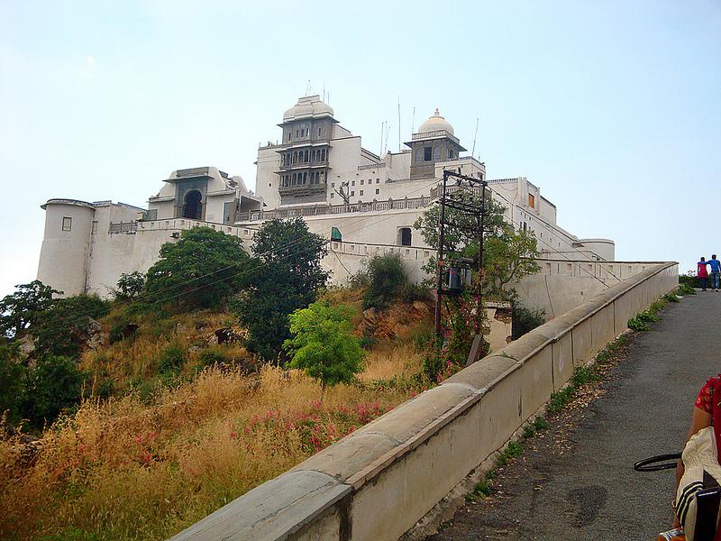 Sajjan Garh Fort Udaipur
