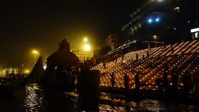 Dev Deepawali en Varanasi