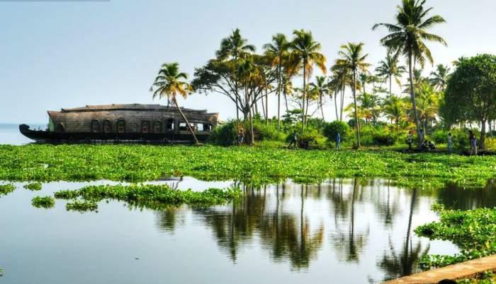 Alleppey en Kerala