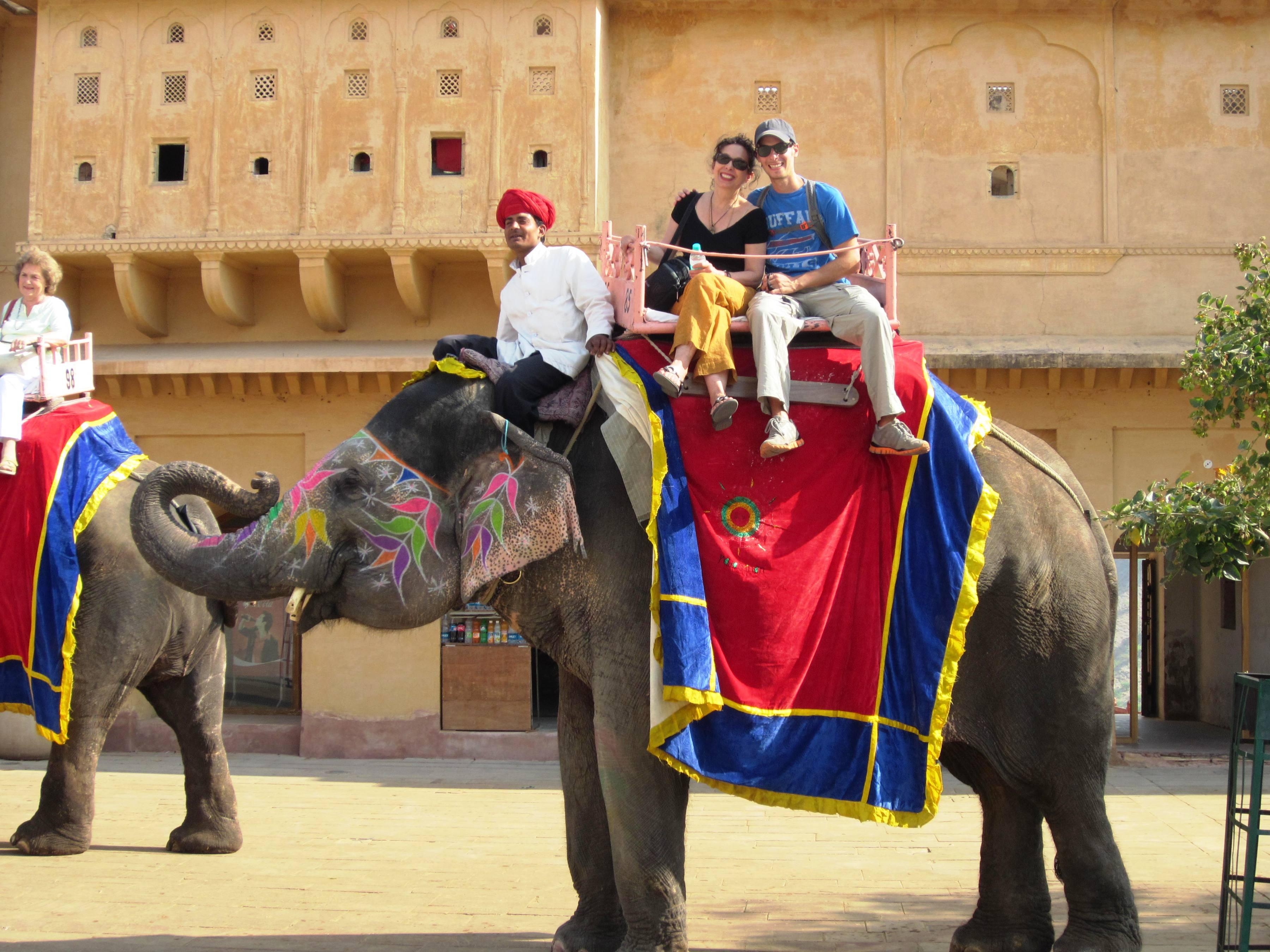 Información Sobre Paseos de Elefantes