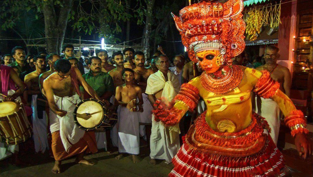 Festival de Theyyam