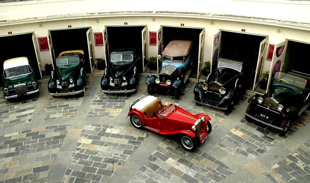 Vintage y Classic Car Collection