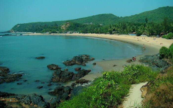 Playa del paraíso