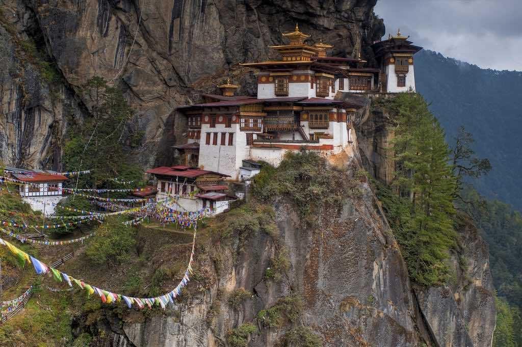 Monasterio del Nido del Tigre