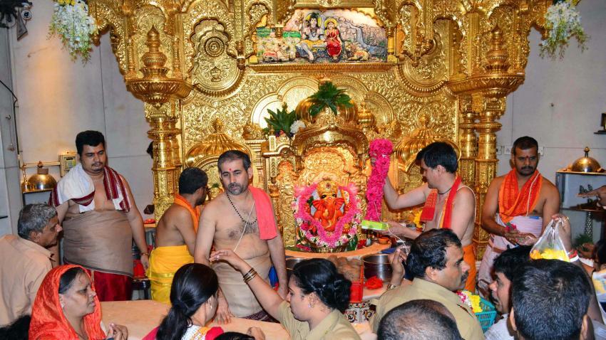 Templo Siddhivinayak