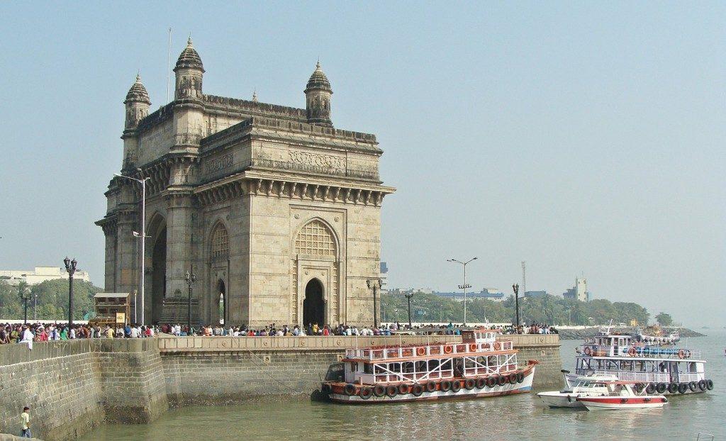 lugares para visitar en bombay gateway of India