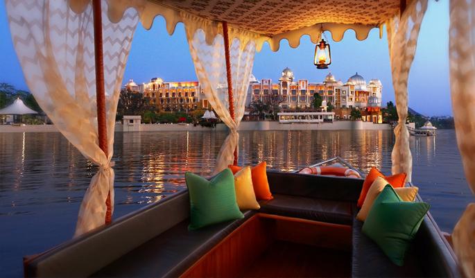 el mejor alojamiento en la India