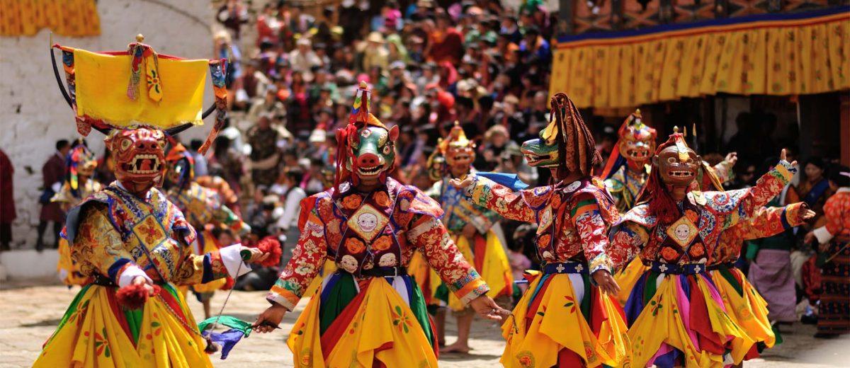 Cultura de Bután