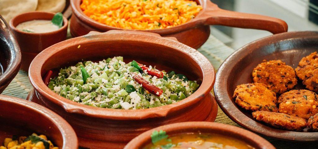 Kerala es una comida deliciosa