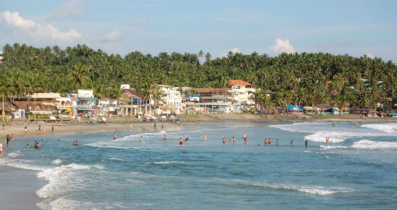 Playa Kovalam Kerala