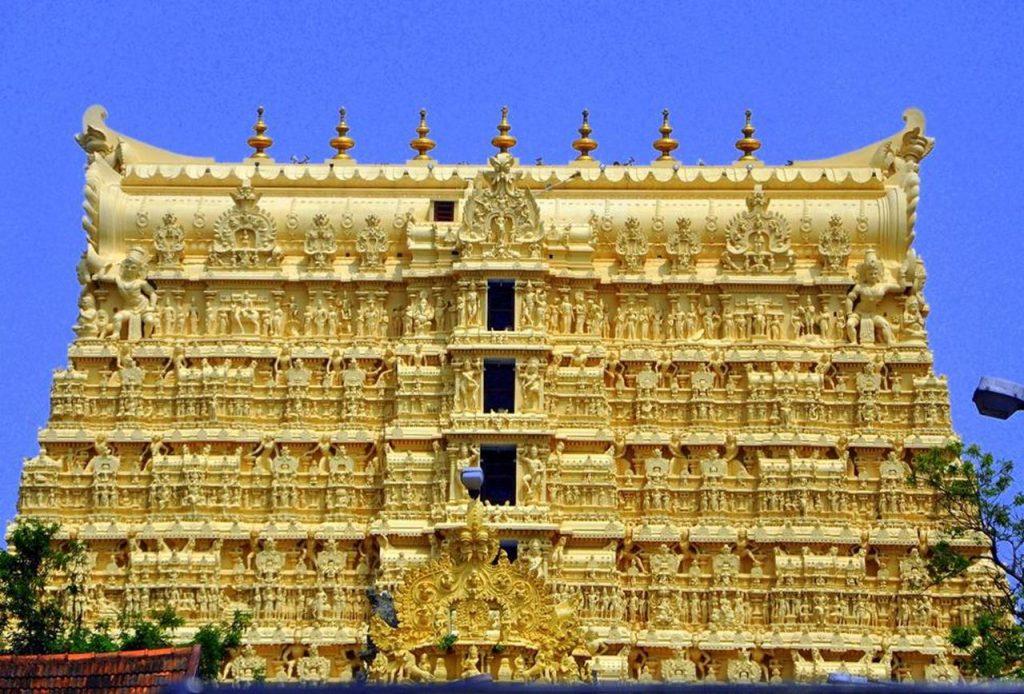 Padmanabhaswamy Kshetram en Thiruvananthapuram
