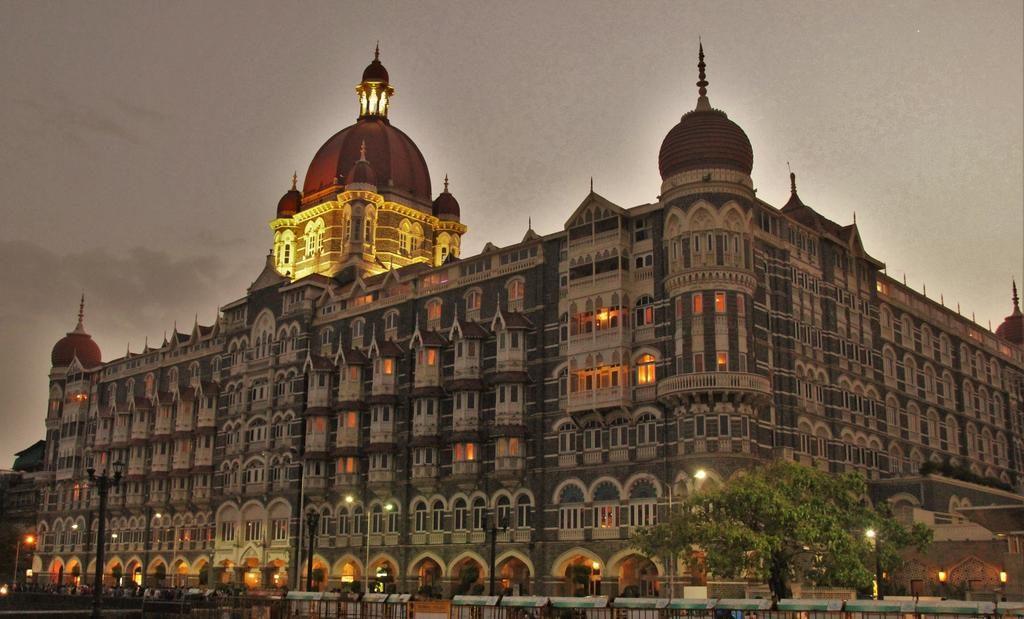 El Taj Mahal Palace, Mumbai