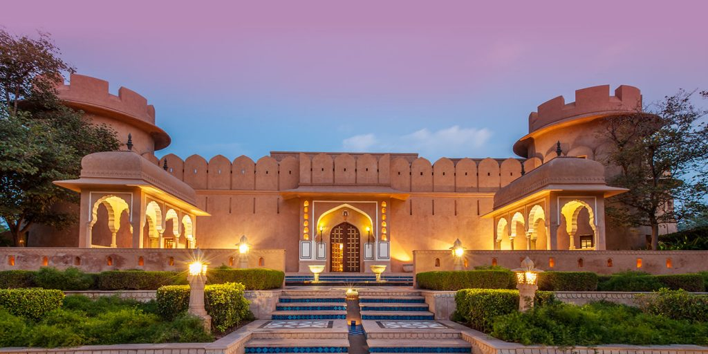 El Oberoi Rajvilas, Jaipur