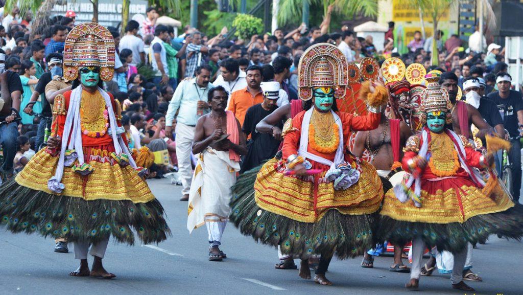Cultura única Kerala