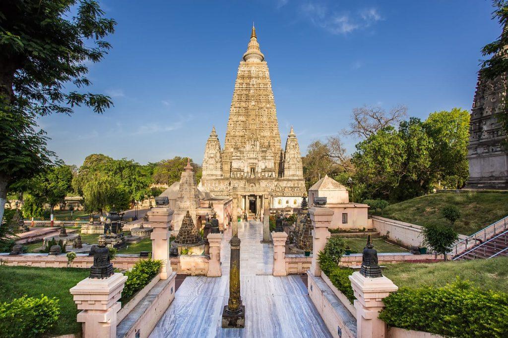 Mahabodhi Templo
