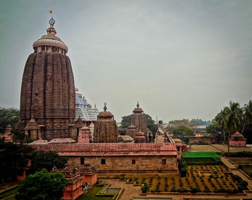Templo de Puri Jagannath