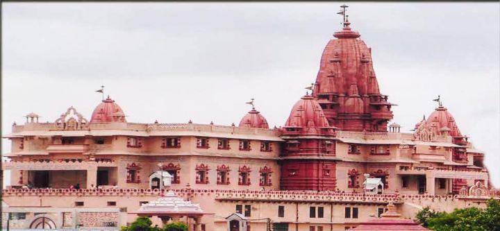 Templo Sri Krishna Janmabhoomi