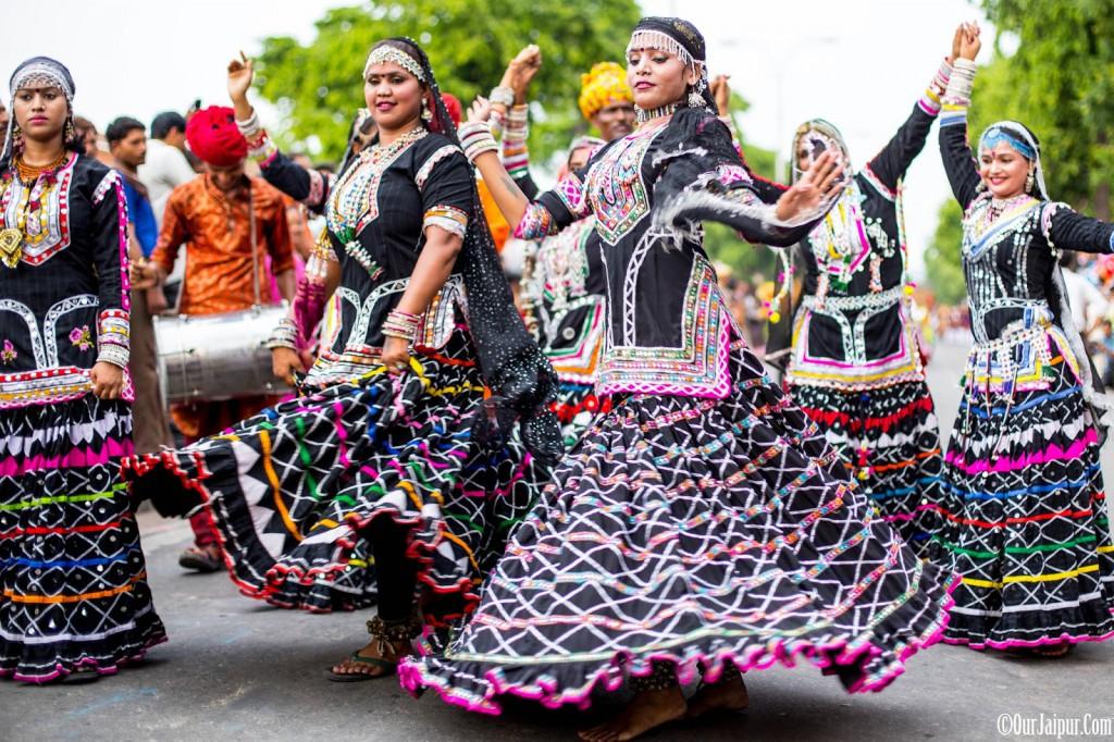 Kalbeliya Dance
