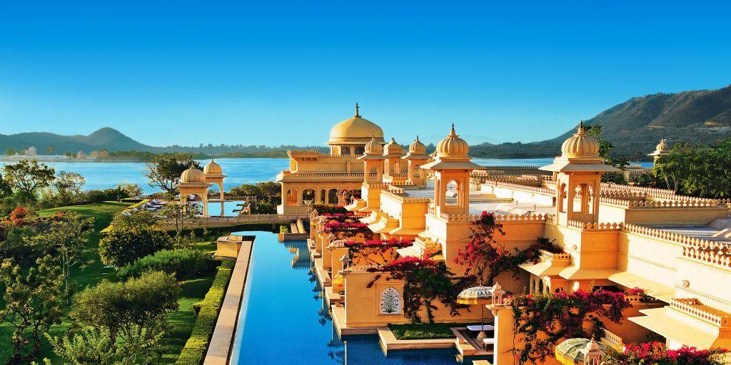 hotel en la india
