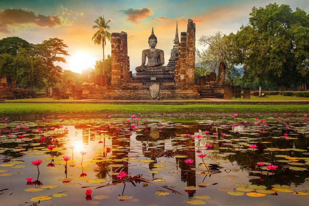 Sukhothai and Ayutthya