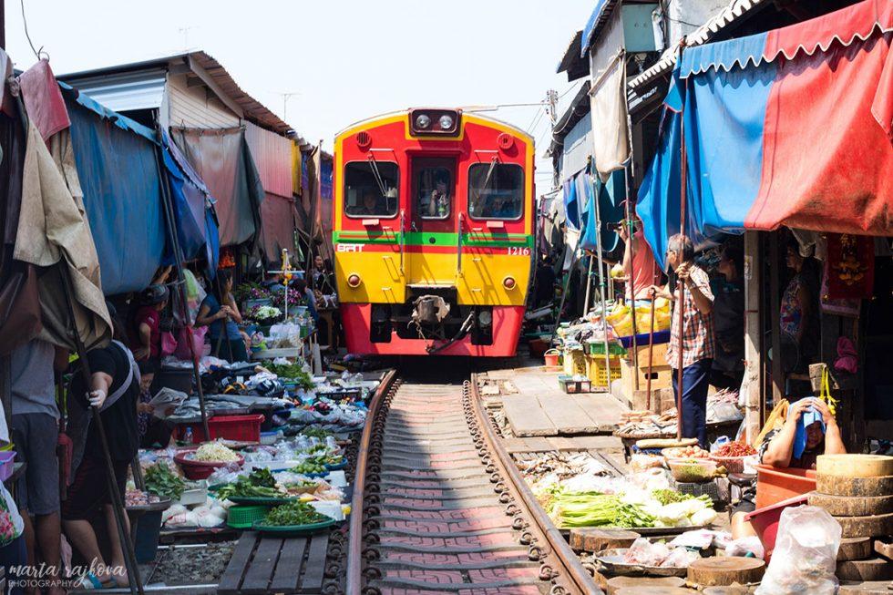 The Mae Klong Train